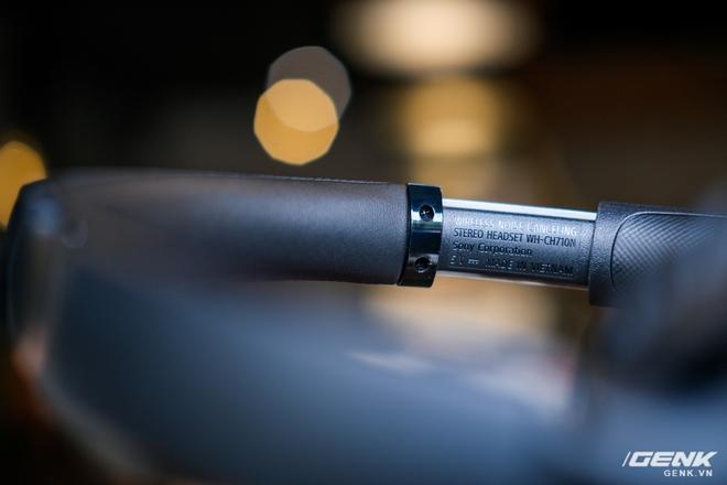 Cận cảnh bộ đôi tai nghe không dây mới của Sony: Một in-ear, một over-ear, mức giá dễ tiếp cận - Ảnh 5.