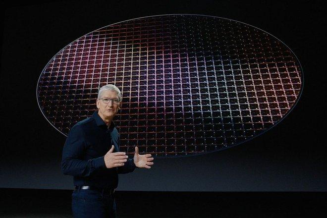 Apple tự sản xuất những con chip ARM cho máy Mac.