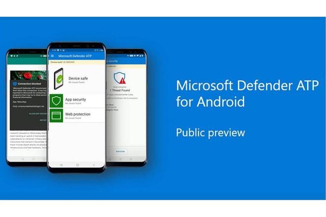 Microsoft Defender ra mắt trên Android - Ảnh 1.