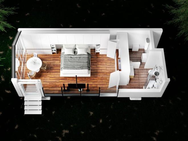 Bên trong căn nhà thông minh in 3D nhỏ mà có võ: Đủ công nghệ để chống lại cả Covid-19 lẫn đại dịch Zombie - Ảnh 19.