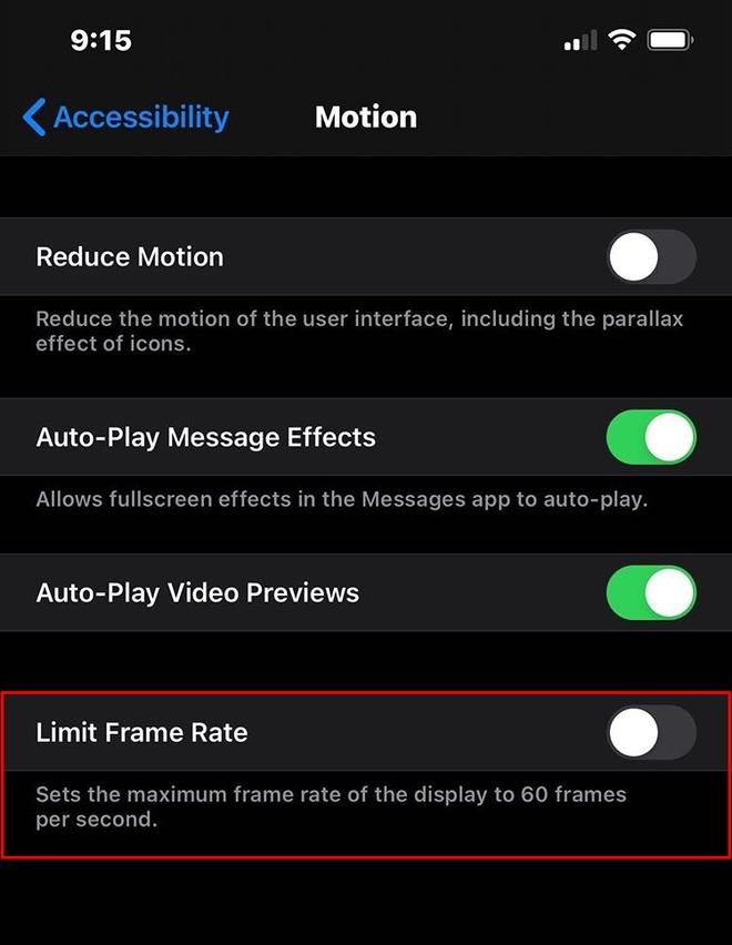 iOS 14 xác nhận iPhone 12 sẽ được trang bị màn hình 120Hz? - Ảnh 2.