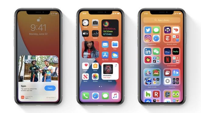 iOS 14 là minh chứng rõ rệt nhất cho điểm mạnh áp đảo và điểm yếu hiển nhiên của Apple khi đối đầu với Android - Ảnh 1.