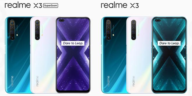 Realme X3 ra mắt: Màn hình 120Hz, Snapdragon 855+, 4 camera sau 64MP, giá từ 7.7 triệu đồng - Ảnh 3.