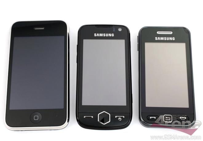 Nhìn lại Samsung S8000 Jet: Chiếc phản lực khiến cả những smartphone cũng phải e dè - Ảnh 2.