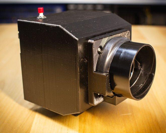 Hóa ra tự chế cảm biến máy ảnh không khó như bạn nghĩ, chỉ không biết chất lượng có ưng nổi hay không - Ảnh 3.