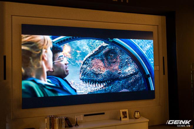 Cận cảnh TV Samsung The Wall mới: Sử dụng tấm nền MicroLED, tuổi thọ 100.000 giờ, không burn-in, kích thước lên đến 583 inch to như rạp chiếu phim cỡ lớn - Ảnh 7.