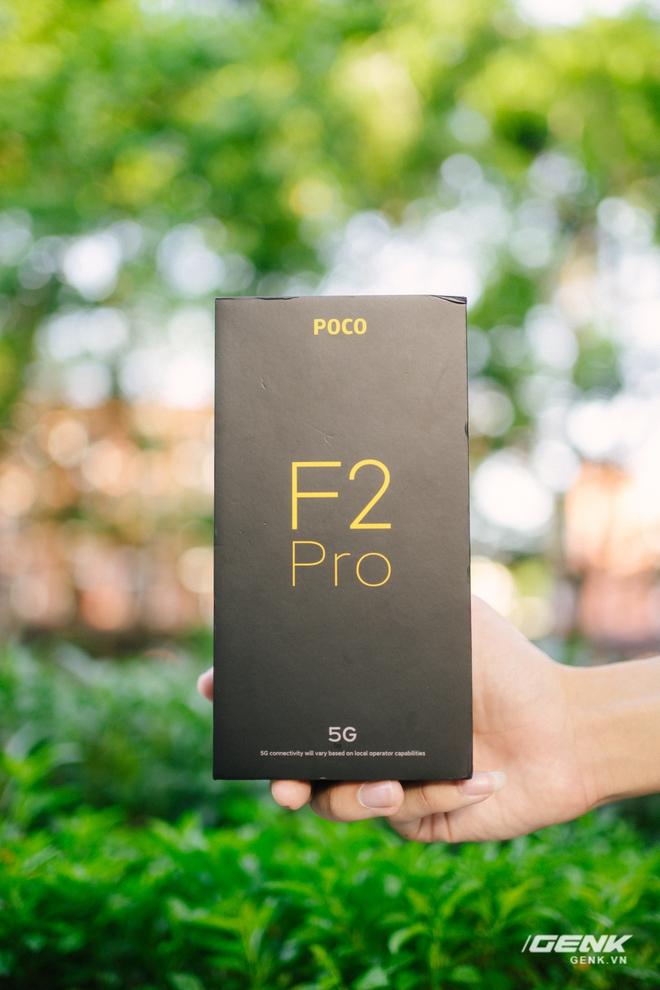 Đánh giá POCO F2 Pro: Vô đối tầm giá 12 triệu đồng - Ảnh 1.