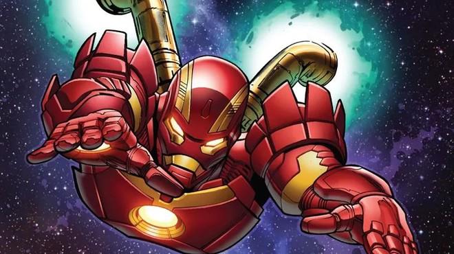 """Ngầu như Iron Man mà lại từng chế tạo ra những mẫu áo giáp """"xàm xí"""" thế này đây - Ảnh 10."""
