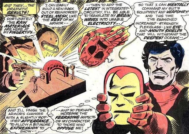 """Ngầu như Iron Man mà lại từng chế tạo ra những mẫu áo giáp """"xàm xí"""" thế này đây - Ảnh 12."""