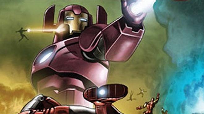 """Ngầu như Iron Man mà lại từng chế tạo ra những mẫu áo giáp """"xàm xí"""" thế này đây - Ảnh 5."""