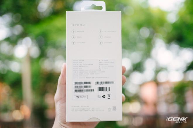 Trên tay OPPO Band tại VN: Màn hình đẹp, hỗ trợ tiếng Việt, có đo oxy trong máu, pin 14 ngày, giá ngang Mi Band 5 - Ảnh 2.