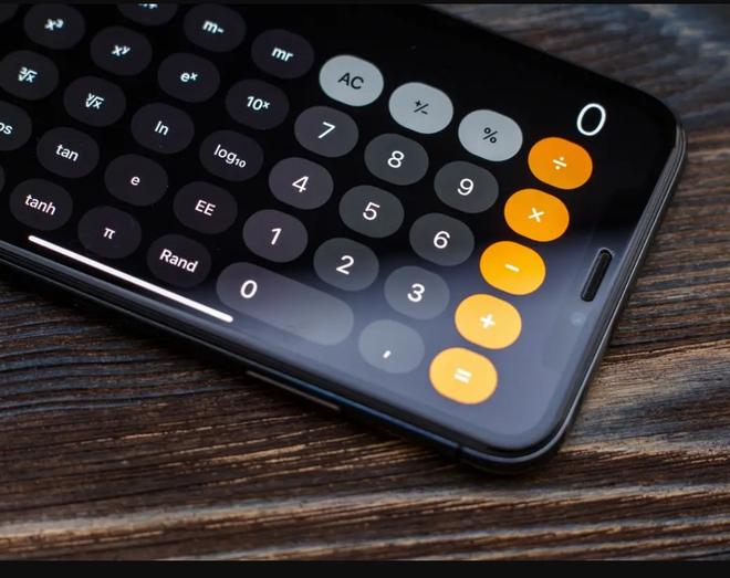 Vì sao trên iPad không có ứng dụng máy tính Calculator? - Ảnh 1.