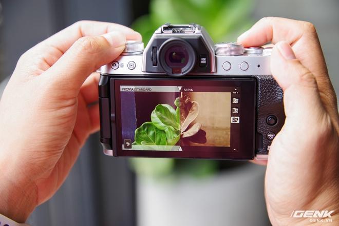 Trải nghiệm nhanh Fujifilm X-T200: Nhỏ gọn, tính năng vừa đủ, hướng đến người dùng quay video - Ảnh 10.