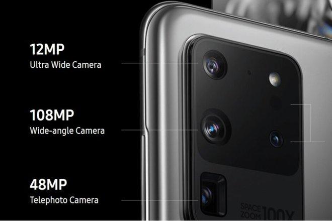Galaxy Note 20+ sẽ có camera zoom 50x, lấy nét tự động bằng laser, cảm biến siêu rộng mới - Ảnh 1.