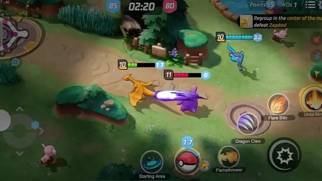 Nintendo ra mắt tựa game Pokémon với phong cách y hệt Liên Minh Huyền Thoại, ấy vậy mà lại bị fan chê tơi tả - Ảnh 1.