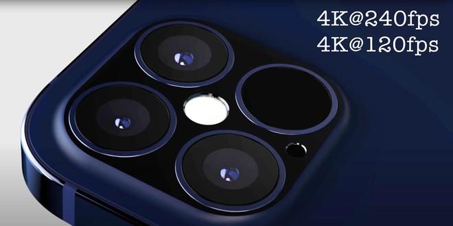 iPhone 12 sẽ hỗ trợ quay video 4K 120fps và 240fps - Ảnh 1.
