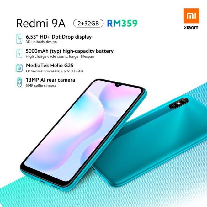 Xiaomi Redmi 9A và Redmi 9C ra mắt: Một tấn tính năng bên trong những chiếc smartphone giá 2 triệu đồng - Ảnh 3.