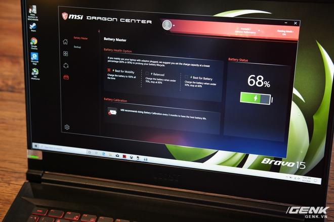Trải nghiệm nhanh MSI Bravo 15: laptop gaming phổ thông full AMD với tầm giá 20 triệu đồng - Ảnh 7.