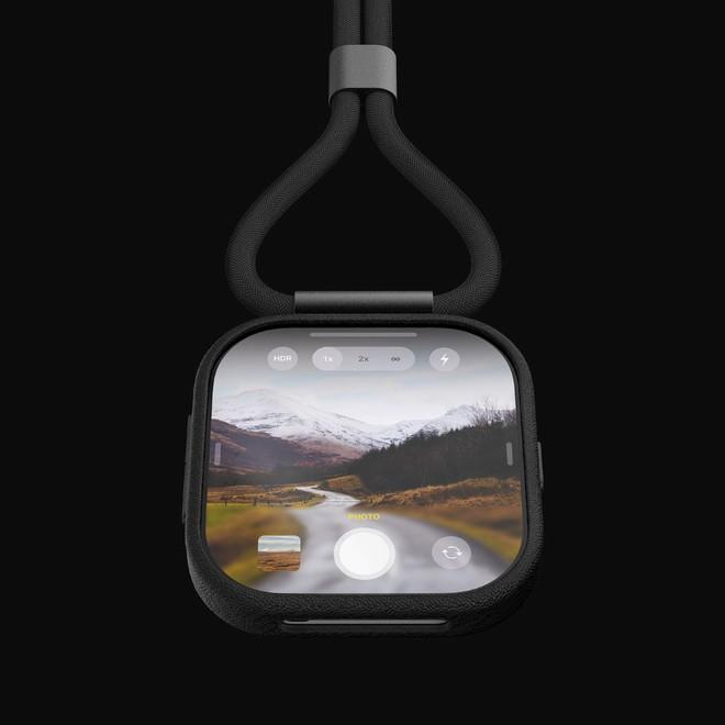 Concept iPhone điên rồ với cụm camera siêu to khổng lồ có thể tháo rời được - Ảnh 6.