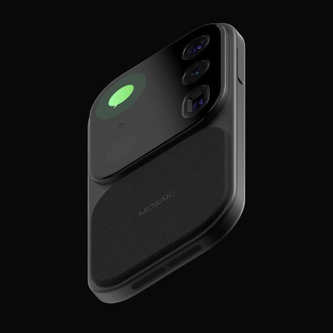 Concept iPhone điên rồ với cụm camera siêu to khổng lồ có thể tháo rời được - Ảnh 10.