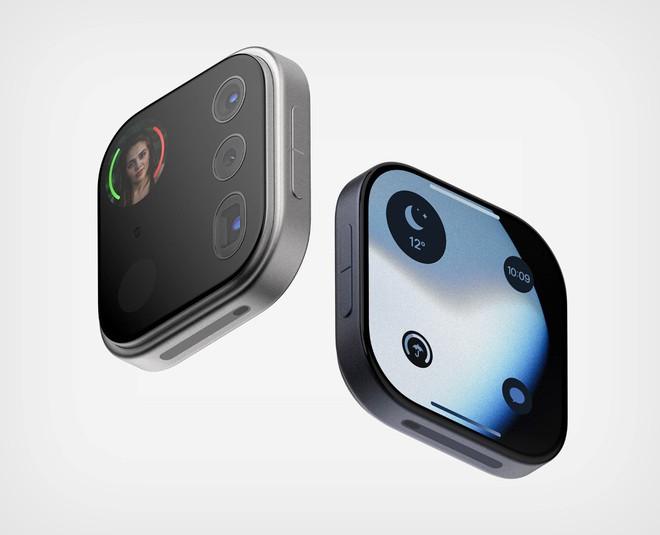 Concept iPhone điên rồ với cụm camera siêu to khổng lồ có thể tháo rời được - Ảnh 2.