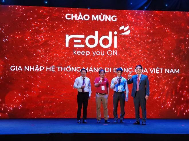 Chính thức ra mắt mạng di động ảo Reddi, sử dụng đầu số 055 - Ảnh 1.