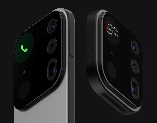 Concept iPhone điên rồ với cụm camera siêu to khổng lồ có thể tháo rời được - Ảnh 5.