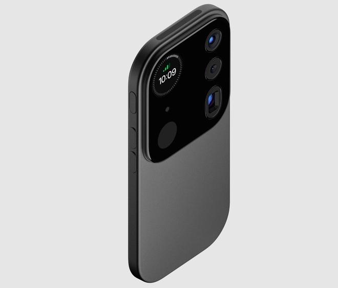 Concept iPhone điên rồ với cụm camera siêu to khổng lồ có thể tháo rời được - Ảnh 4.