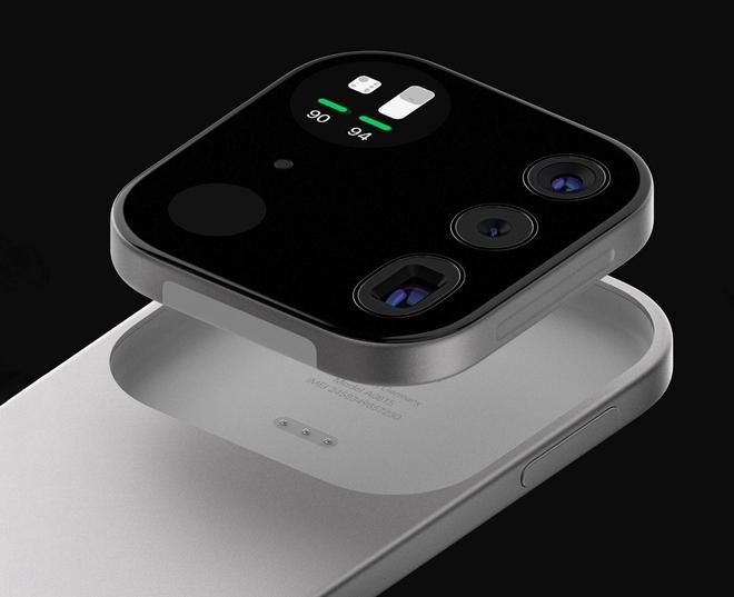 Concept iPhone điên rồ với cụm camera siêu to khổng lồ có thể tháo rời được - Ảnh 3.