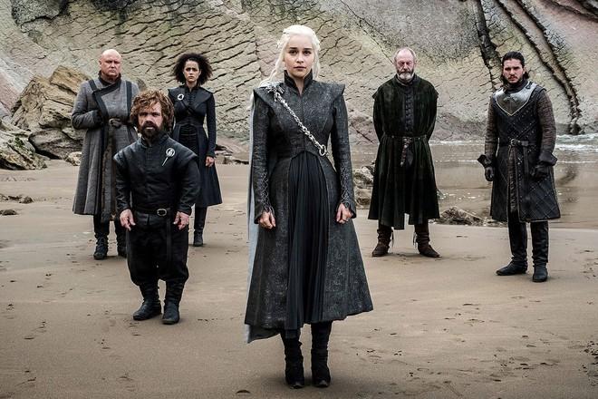 Sở hữu dàn nhân vật chính cực hùng hậu nhưng ai mới là người được lên hình nhiều nhất trong Game of Thrones? - Ảnh 1.