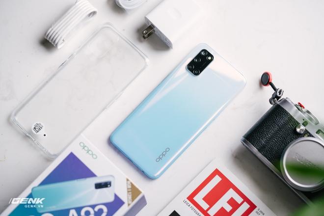 Đánh giá chi tiết OPPO A92: Smartphone tầm trung hoàn thiện nhất của OPPO? - Ảnh 2.
