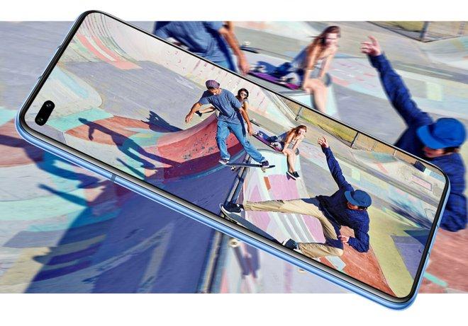 Smartphone mới ra mắt của Huawei không có ứng dụng Google, nhưng có khả năng phát hiện người nhiễm Covid-19 nhờ đo thân nhiệt - Ảnh 3.