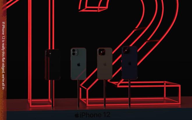 Bộ tứ iPhone 12 lộ cấu hình và giá bán - Ảnh 3.
