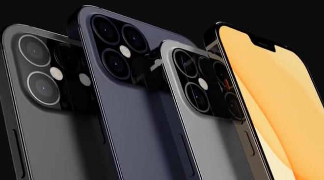 Bộ tứ iPhone 12 lộ cấu hình và giá bán - Ảnh 1.