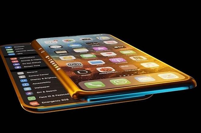 Concept iPhone Slide Pro siêu đẹp, nhưng Apple sẽ không bao giờ thực hiện - Ảnh 3.