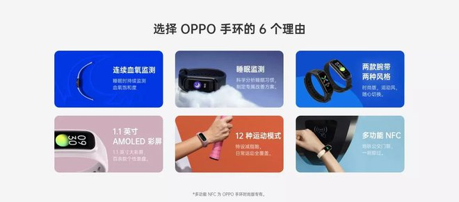 OPPO Band ra mắt: Màn hình AMOLED, cảm biến đo oxy máu, pin 14 ngày, giá 650,000 đồng - Ảnh 2.