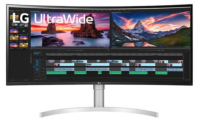 LG ra mắt màn hình cong chơi game 38 inch, tần số quét 144Hz, thời gian phản hồi 1ms, giá 37 triệu đồng - Ảnh 1.