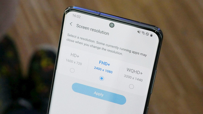 Từ khi nào độ phân giải QHD+ lại trở thành một tuỳ chọn bị ẩn trên smartphone? - Ảnh 2.