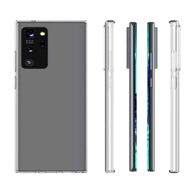 Samsung Galaxy Note 20+ sẽ có màn hình cong, Note 20 có màn hình phẳng - Ảnh 3.