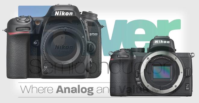 TowerJazz: Nikon đã không sử dụng cảm biến hình ảnh Sony cho 2 dòng máy Z50 và D7500 - Ảnh 1.