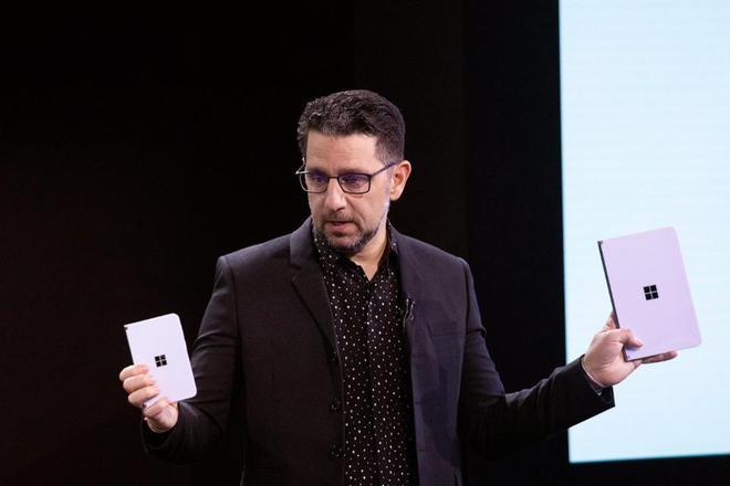 Tài liệu mới của Microsoft tiết lộ một thiết bị Surface mới với thiết kế thú vị - Ảnh 1.