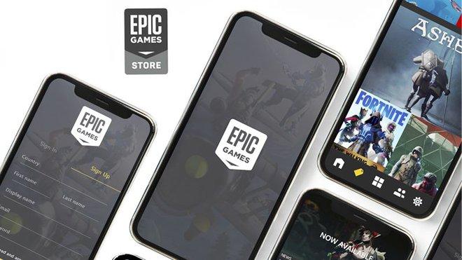 Epic Games Store sẽ đặt chân lên iOS và Android, để cạnh tranh với Apple App Store và Google Play Store - Ảnh 1.