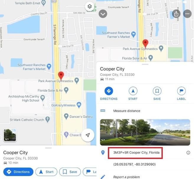 Hướng dẫn chia sẻ vị trí chính xác bằng mã ẩn trong Google Maps - Ảnh 3.
