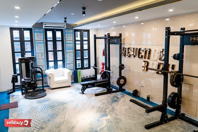 Trải nghiệm một buổi tại phòng gym private 36 triệu/tháng: Đắt có xắt ra miếng? - Ảnh 6.