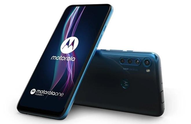 Motorola quay trở lại với One Fusion+: Camera selfie thò thụt, Snapdragon 730, pin 5000mAh, giá 7.9 triệu đồng - Ảnh 3.