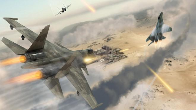 Không quân Mỹ chuẩn bị thực hiện một trận dogfight giữa người với AI - Ảnh 1.