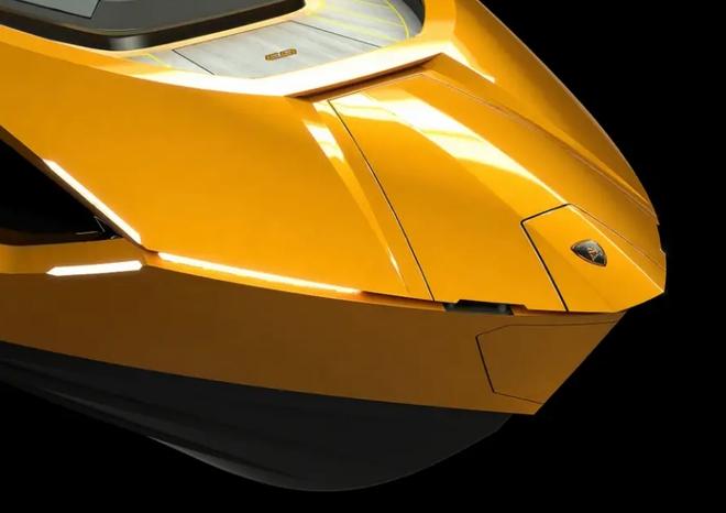 Lamborghini thiết kế du thuyền trông như siêu xe, giá 3,4 triệu USD - Ảnh 15.