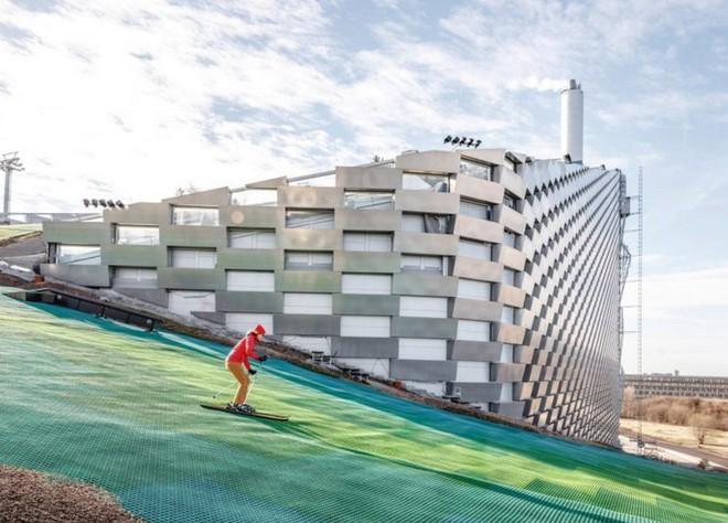 Ngắm nhìn bức tường leo núi cao nhất thế giới được xây dựng ngay trên một tòa nhà cao tầng - Ảnh 11.