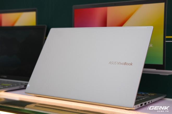 Cận cảnh ASUS VivoBook 14 (M413): Chạy Ryzen 4000 series, đồ họa tích hợp Radeon RX Vega 6, SSD lên đến 1TB, giá từ 15,49 triệu đồng - Ảnh 2.