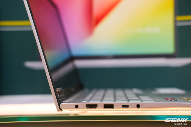 Cận cảnh ASUS VivoBook 14 (M413): Chạy Ryzen 4000 series, đồ họa tích hợp Radeon RX Vega 6, SSD lên đến 1TB, giá từ 15,49 triệu đồng - Ảnh 12.